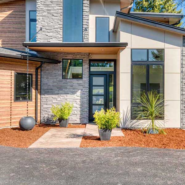 Entry in Modern Iconic by Mike Riddle Construction