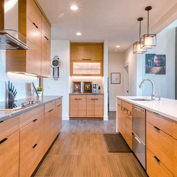 Kitchen in Modern Iconic by Mike Riddle Construction